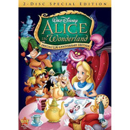 Alice In Wonderland Two-Disc Special Un-Anniversary Edition On DVD - EE721326