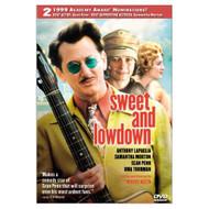 Sweet And Lowdown Fullscreen On DVD With Sean Penn Comedy - EE721328