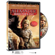 Alexander On DVD With Colin Farrell Drama - EE721333