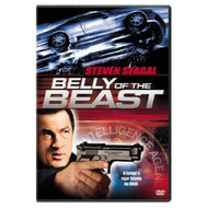 Belly Of The Beast On DVD With Steven Seagal Drama - EE721343