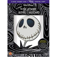 The Nightmare Before Christmas Two-Disc Edition On DVD With L Peter - EE721346