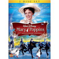 Mary Poppins Two-Disc 45th Anniversary Special Edition On DVD With - EE721348