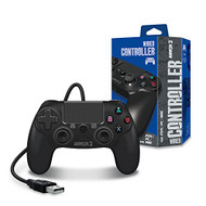 ARMOR3 Wired Game Controller For PS4/ PC/ MAC Black Gamepad SAN589 - EE721363