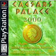 Caesars Palace 2000: Millenium Gold Edition For PlayStation 1 PS1 - EE721432