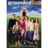 Grounded For Life: Season 1 On DVD With Donal Logue Comedy - EE721439
