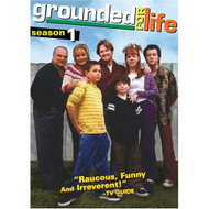 Grounded For Life: Season 1 On DVD With Donal Logue - EE721440