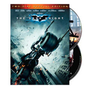 The Dark Knight On DVD With Christian Bale - EE721442