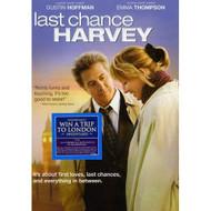 Last Chance Harvey On DVD With Dustin Hoffman Drama - EE721446