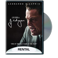 J Edgar On DVD With Leonardo Dicaprio - EE721451