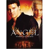 Angel Season Five On DVD With David Boreanaz 5 - EE721490