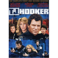 Tj Hooker The Complete 1st And 2nd Seasons On DVD With William Shatner - EE721589
