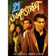 21 Jump Street: Season 4 On DVD With Steven Williams - EE721593