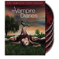 The Vampire Diaries: Season 1 On DVD With Nina Dobrev Drama - EE721599