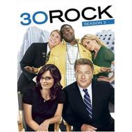 30 Rock: Season 3 On DVD With Tina Fey Comedy - EE721607