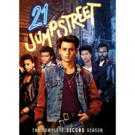 21 Jump Street: Season 2 On DVD With Johnny Depp - EE721643