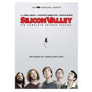 Silicon Valley: The Complete Second Season On DVD Comedy - EE721664