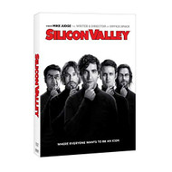 Silicon Valley: The Complete First Season On DVD Comedy - EE721729