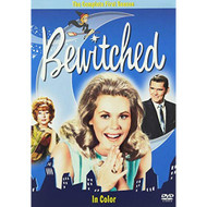 Bewitched: Season 1 On DVD With Elizabeth Montgomery Comedy - EE721734