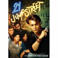 21 Jump Street: Season 1 On DVD With Johnny Depp - EE721760