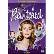 Bewitched The Complete Second Season On DVD With Elizabeth Montgomery - EE721853