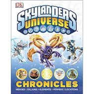 Skylanders Universe Chronicles: Heroes Villains Elements Powers - EE721883