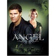 Angel Season Four On DVD With David Boreanaz 4 - EE721904