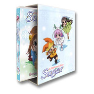 A Little Snow Fairy Sugar Sweet Mischief Vol 1 With Series Box On DVD - EE721900