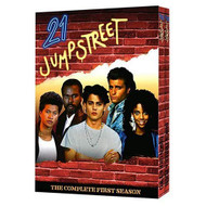 21 Jump Street The Complete First Season On DVD With Johnny Depp - EE721914