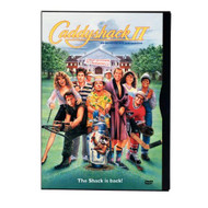 Caddyshack 2 On DVD With Jackie Mason Comedy - EE721961