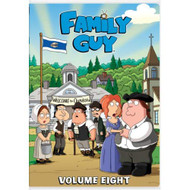 Family Guy Volume Eight On DVD With Seth Macfarlane 8 Comedy - EE721975