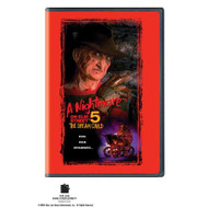 A Nightmare On Elm Street 5 The Dream Child On DVD With Robert Englund - EE722040