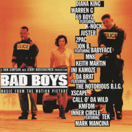 Bad Boys: Music From The Motion Picture On Audio CD Album 1995 - EE722084