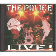 The Police Live By The Police On Audio CD Album - EE722208