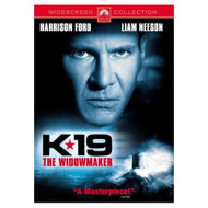 K-19: The Widowmaker On DVD With Harrison Ford - EE722278