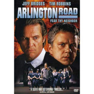 Arlington Road On DVD With Jeff Bridges Mystery - EE722290