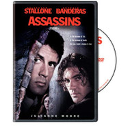 Assassins On DVD With Sylvester Stallone Mystery - EE722289