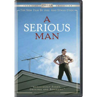 A Serious Man On DVD With Michael Stuhlbarg Comedy - EE722309