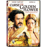 Curse Of The Golden Flower On DVD With Chow Yun-Fat Drama - EE722340