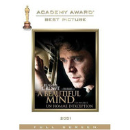 A Beautiful Mind Two-Disc Awards Edition On DVD With Russell Crowe 2 - EE722398