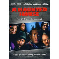 A Haunted House On Blu-Ray With Marlon Wayans Comedy - EE722403