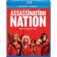 Assassination Nation Blu-Ray On Blu-Ray With Odessa Young - EE722419