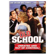 Old School Widescreen Unrated Edition On DVD With Caplan Phe Comedy - EE722443