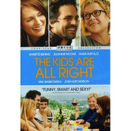 The Kids Are All Right On DVD With Julianne Moore Comedy - EE722474