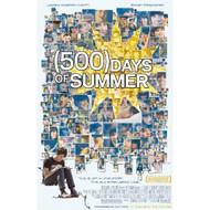 500 Days Of Summer On DVD With Joseph Gordon-Levitt Romance - EE722476
