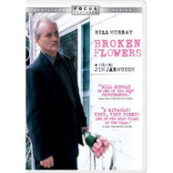 Broken Flowers On DVD With Bill Murray Comedy - EE722480