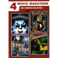 4 Movie Marathon: Cult Horror Collection The Funhouse / Phantasm II / - EE722527