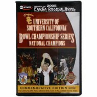 2005 Fedex Orange Bowl National Championship Game University Of - EE722542