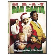 Bad Santa On DVD With Billy Bob Thornton Comedy - EE722563