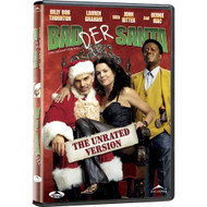 Badder Santa On DVD With Billy Bob Thornton - EE722575