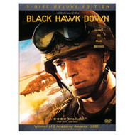 Black Hawk Down 3-disc Deluxe Edition On DVD With Josh Hartnett - EE722573